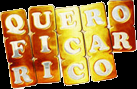 Logo do Blog QueroFicarRico.com